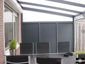 Zonnescherm Den Bosch